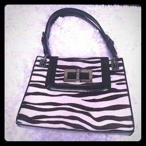 Talbots Zebra Bag